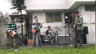 Cover Artic Monkeys - Fluorescent Adolescent by JABA