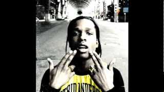 ASAP Rocky - Same Bitch ft. Rico Love