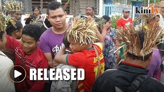 47 Orang Asli released, more feared arrested in separate crackdown