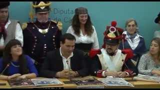 Recreación Histórica y la Ópera flamenca Carmen en El Bosque