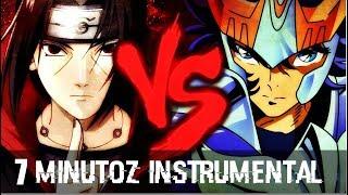 Instrumental - Itachi VS. Ikki de Fênix   Duelo de Titãs (7 Minutoz)