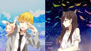 △ Nightcore ▽ - Blank Space/Style |MASHUP| [ Switching Vocals ]