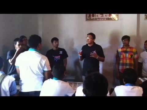 Prothom Alo-Grameenphone Internet Utshob at Nawabgonj High