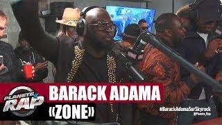 "Barack Adama ""Zoné"" Feat Dr. Beriz #PlanèteRap"