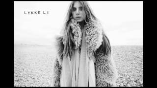 Lykke Li - I Follow Rivers (Dave Sitek Remix)