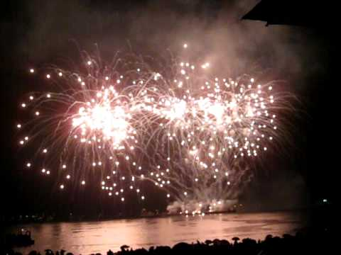Celebration of Light Fireworks in Vancouver – South Africa (Part 3)