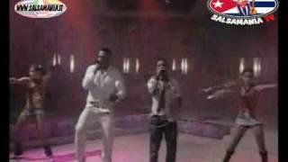 Yulien Oviedo y Blad MC - Mi Fanatica - Tv Cubana - 2008