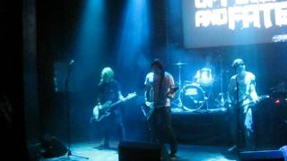 Of Fire And Fate - How You Killed Me (Live @ The Haunt, Brighton 06/07/2012)