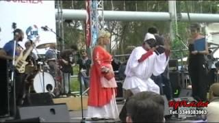 Festa del 1° maggio - Napoli, Città della Scienza - Angelo Iannelli e Lucia Oreto