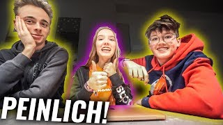 Ich reagiere auf LEAS erstes VIDEO!  **schwester**