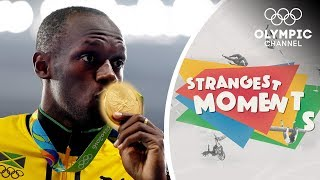 How much is an Olympic Gold Medal worth? | Strangest Moments