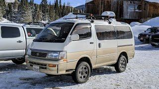 Rad JDM Toyota HiAce 4WD   Solitude, UT