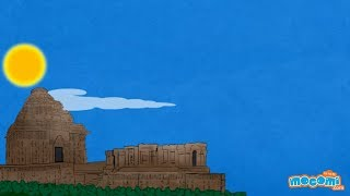 Konark Sun Temple - History and Facts for Kids | Educational VIdeos by Mocomi