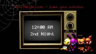 Anti-nightcore - Can you survive