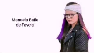 baile de favela (c1r) letra
