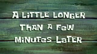 (Free) A little longer than a few minutes later SFX