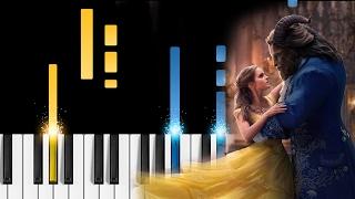 Ariana Grande & John Legend - Beauty and the Beast - Piano Tutorial