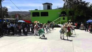 La Danza de Los Viejitos de Cuauhtenango