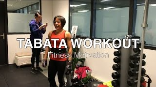 CrossFit Workout | Tabata Workout