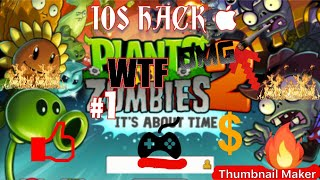 plants vs zombies mod apk ios