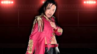 WWE Shinsuke Nakamura Theme ROCK VERSION