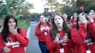 Musicas na Disney 1