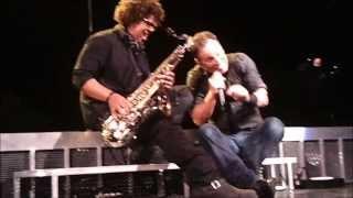 Storytime w/ Bruce Springsteen & Jake Clemons :: Charlottesville, VA (10/23/12)
