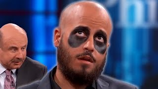 Wannabe 'Super Hero' Roasted By Dr. Phil