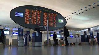 Des avions d'Air France cloués au sol jeudi par une grève