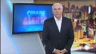Encerramento do último Cidade Alerta com Marcelo Rezende (Record 29/03/2017)
