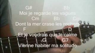 Mon ami m'a quitte Celine Dion (Acoustic cover)