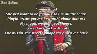A Boogie Wit Da Hoodie - Nice For What (Drake Remix) (Lyrics)