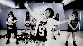 4Minute-Crazy(dance cover bySAT.dance mon.class2)