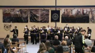 """Banda CCyTT Nazareno de La Bañeza - """"Evocación"""" - Cornetas por Yaiza"""