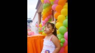 Cumpleaños No. 7 de Paula Sofia ❤