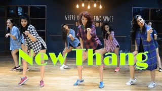 The BOM Squad | New Thang - Redfoo | Choreography by Svetana Kanwar