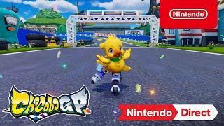 Nintendo Direct: Chocobo GP Announced