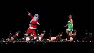 Cin City Burlesque - Here Comes Santa Claus (2018 Dec. 1)