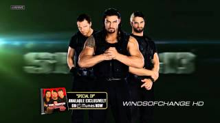 "WWE The Shield 1st Theme Song ""Special Op"" [HD & Download]"
