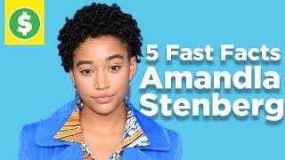 Amandla Stenberg: 5 Fast Facts