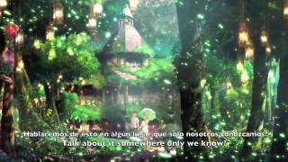Lily Allen - Somewhere Only We Know subtitulada
