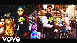Rim'K - Air Max ft. Ninho ( PARODIE FORTNITE )