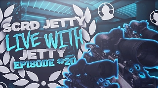 Scrd Jetty - Live with Jetty #20