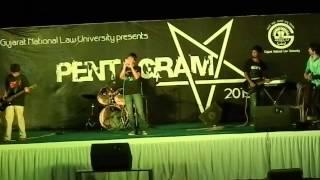 Yellow Cover Live   Pentagram 2013 GNLU