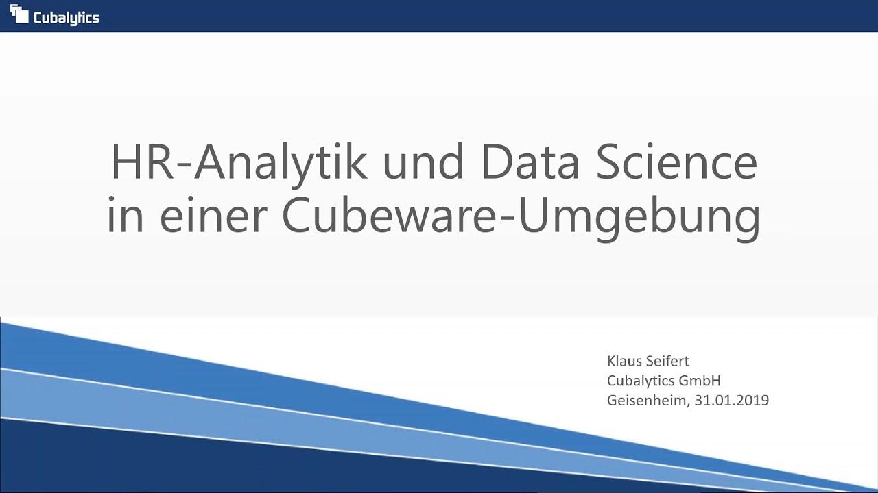 HR-Analytik und Data Science