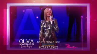 "Olivia Newton John ""Summer Nights"" Live 