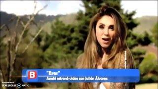 Anahí quiere la fama de Julion Alvarez (plan b)