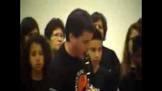 «Francis Tuna» em «Olhos Negros» - 25maio,12.avi