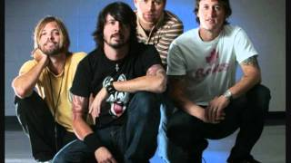 Foo Fighters breakout without drums, backing track for Drummers.