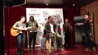 """""""Highest Praise"""" acoustic from Warehouse Live 6/23/13, Marathon Tour"""